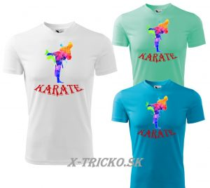 tricko fantasy karate women